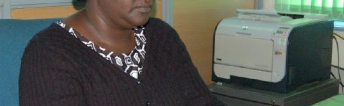 Pamela Ngode